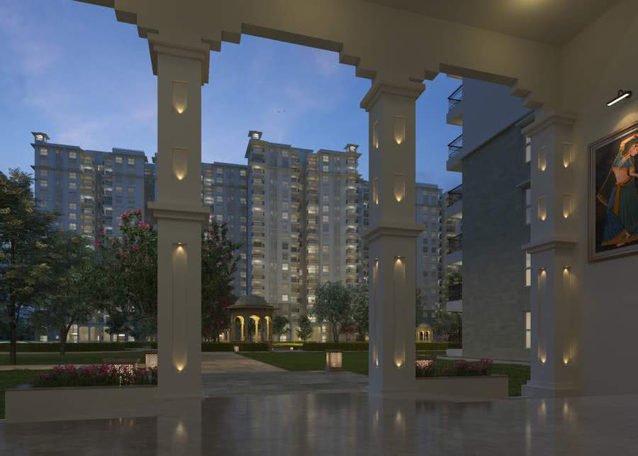 Apartments in Sarjapur Road Sobha Royal Pavilion